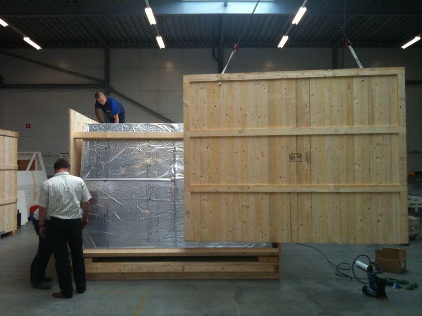 verpakken productielijn