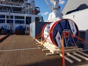 lashing op schip